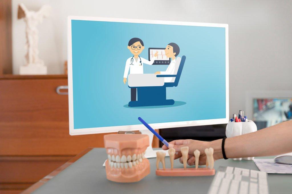 Imagen que contiene interior, persona, computadora, tabla  Descripción generada automáticamente