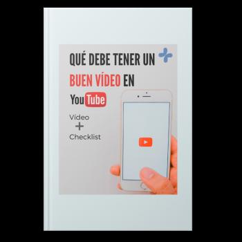 Video y checklist Youtube 3